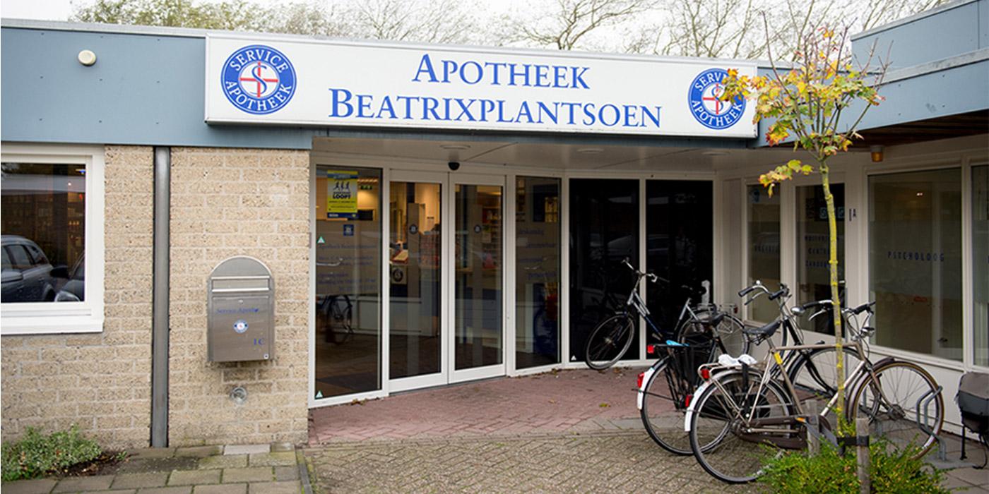 Apotheek Beatrixplantsoen