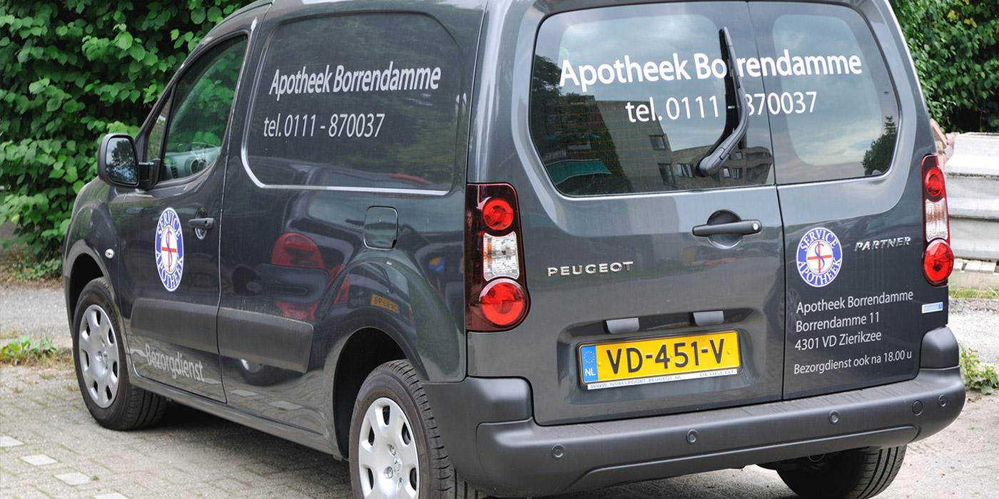 Service Apotheek Borrendamme
