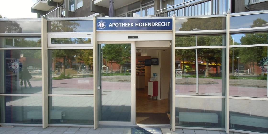 Service Apotheek Holendrecht