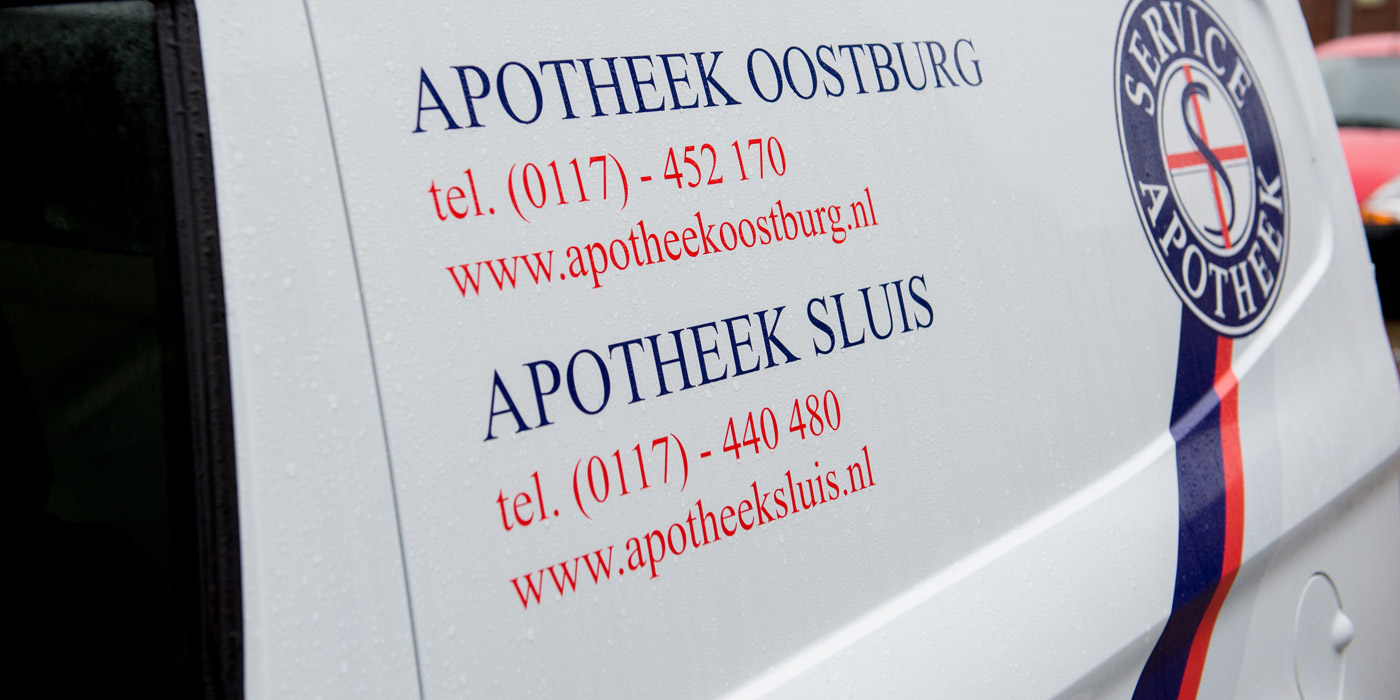 Apotheek Oostburg en Apotheek Sluis
