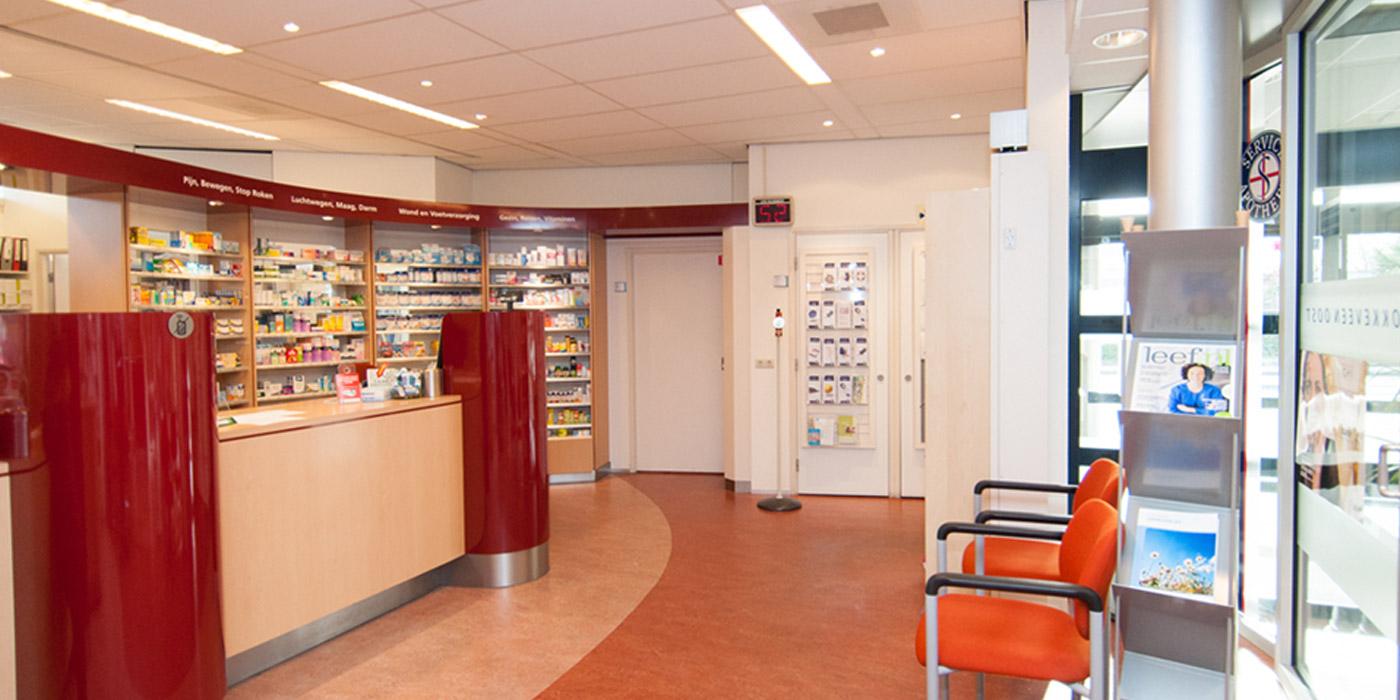 Service Apotheek Rokkeveen-Oost