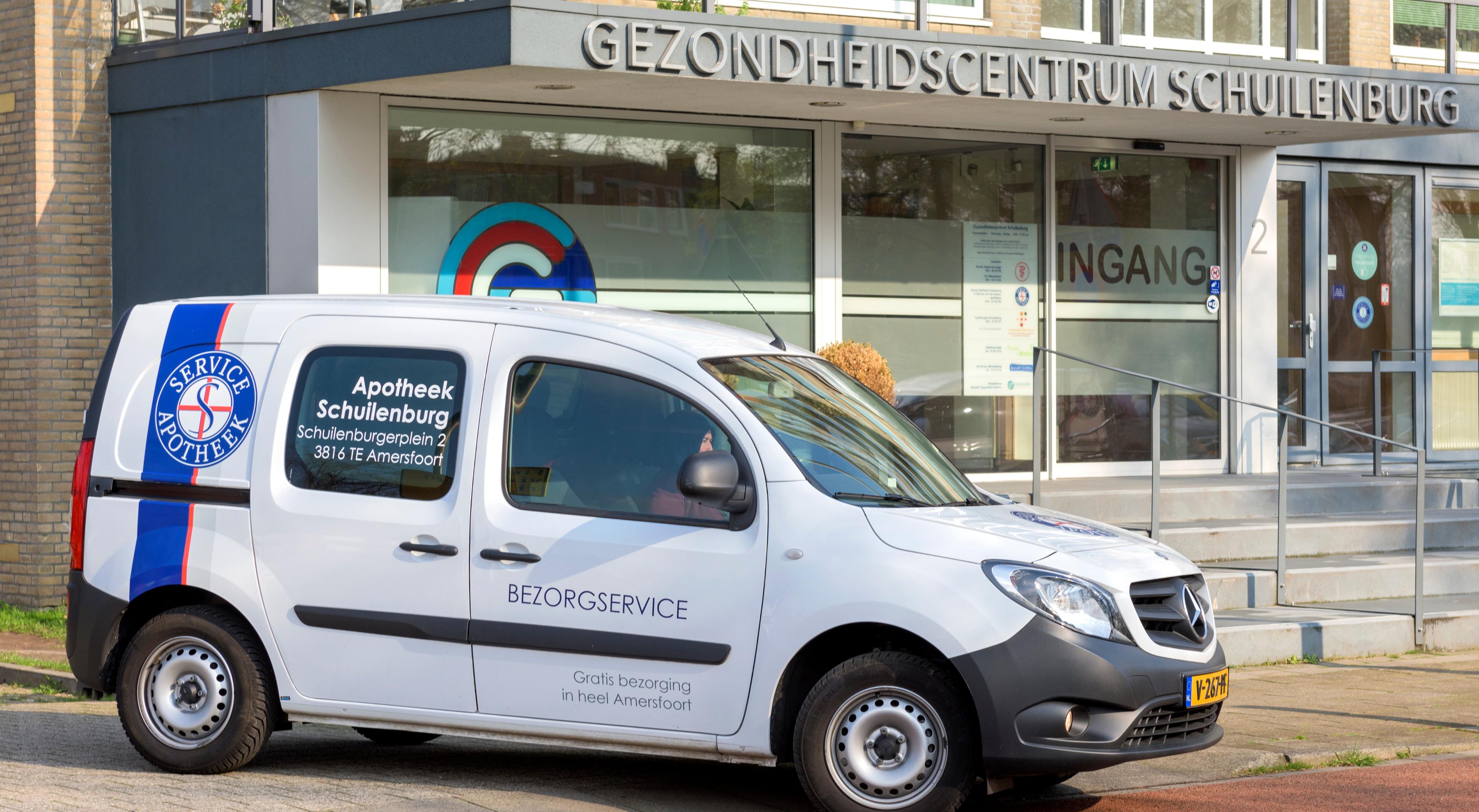 Service Apotheek Schuilenburg