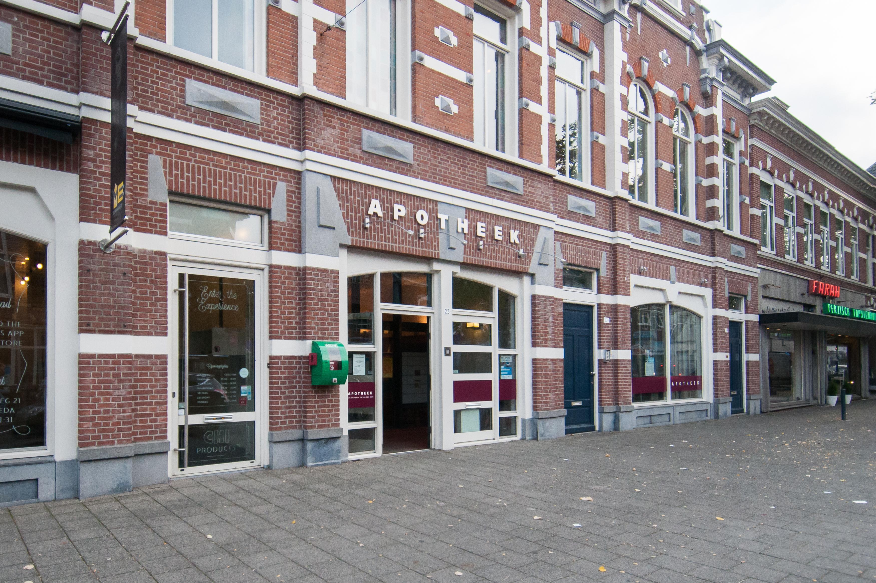 Apotheek van den Bergh - Breda