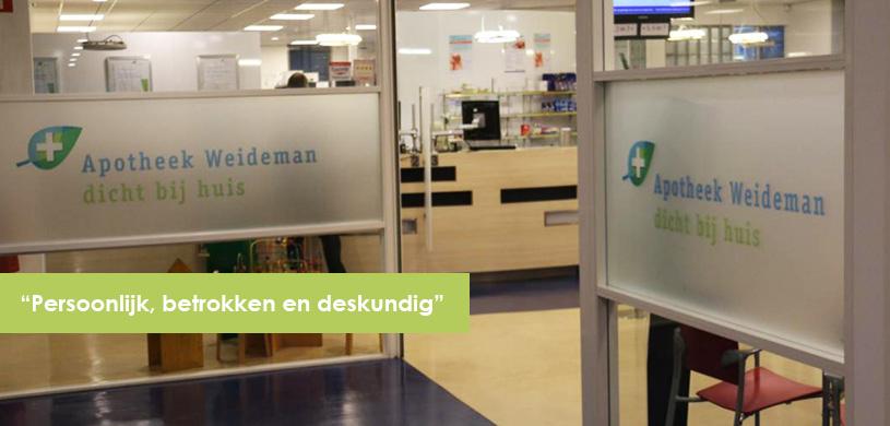 Apotheek Weideman