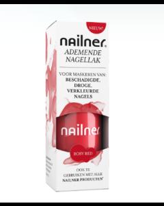 Nailner Nagellak Rosy Red