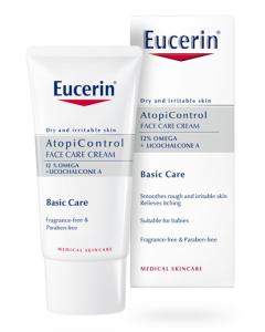 Eucerin AtopiControl Face Care Cream