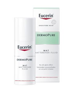 Eucerin DermoPure MAT Matterende fluid