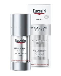 Eucerin Hyaluron Filler nachtpeeling serum 30 ml