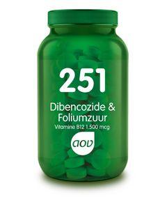 AOV 251 Dibencozide & Foliumzuur