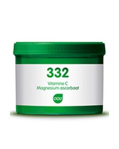 AOV 332 Vitamine C Magnesium Ascorbaat