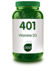 AOV 401 Vitamine D3 10 mcg
