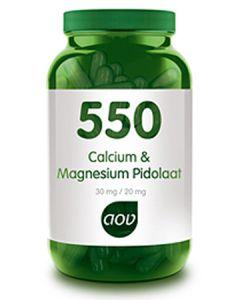 AOV 550 Calcium & Magnesium Pidolaat