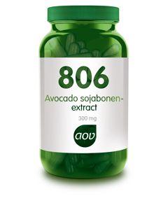 AOV Avocado Sojabonen-Extract