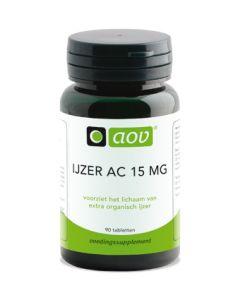 AOV IJzer ac 15 mg