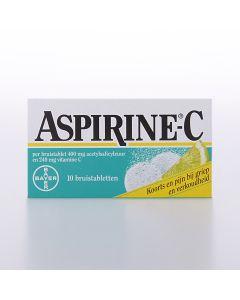 Aspirine C Bruistabletten