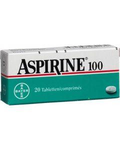Aspirine Tabletten