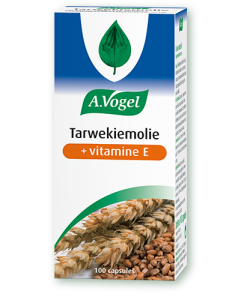 A.Vogel Tarwekiemolie Capsules + Vitamine E.