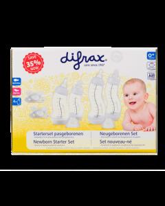 Difrax Newborn Starterset