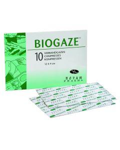 Biogaze Verbandgazen