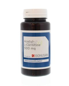 Bonusan Acetyl-L-Carnitine 500 mg