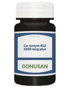 Bonusan Co Enzym B12 1500 mcg plus