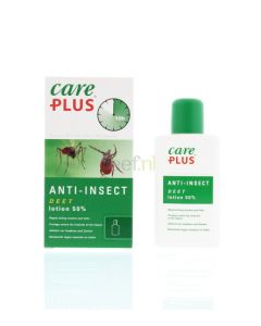 Care Plus Anti-insect Deet Lotion 50%