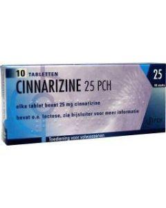 Cinnarizine PCH 25 mg