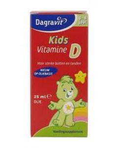 Dagravit Kids Vitamine D Druppels