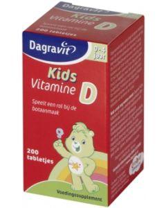 Dagravit Kids Vitamine D tablet