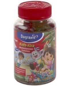 Dagravit Kids-Xtra Multivitaminen Gummies Dora