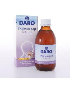 Daro-Thijmsiroop-Suikervrij