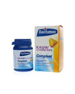 Davitamon Compleet Kauwvitamine Sinaasappel