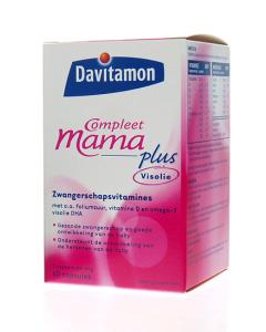 Davitamon Compleet Mama Visolie