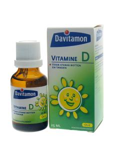 Davitamon D olie druppels