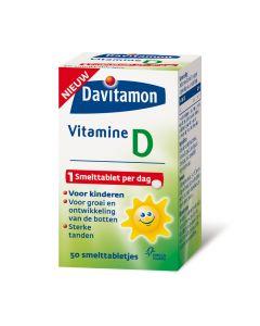 Davitamon Vitamine D Smelttabletjes voor kinderen