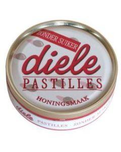 Diele Pastilles Honing Suikervrij