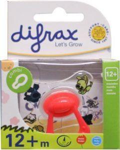 Difrax Speen 12+ Woezel en Pip