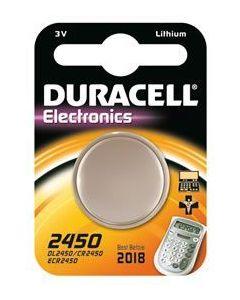 Duracell Electronics Knoopcel Batterij 3V CR/DL2450