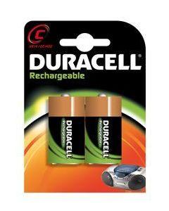 Duracell Rechargeable Batterij C