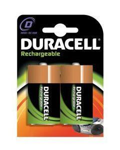 Duracell Rechargeable Batterij D HR20