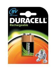 Duracell Rechargeable Batterij HR9V