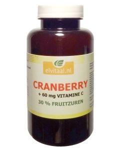 Elvitaal Cranberry + 60 mg Vitamine C