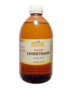 Elvitaal Levertraan 500ml