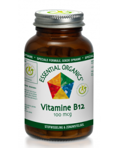 Essential Organics Vitamine B12