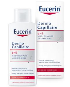 Eucerin Dermo Capillaire pH5 Milde Shampoo