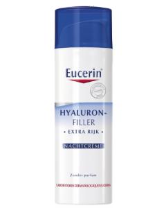Eucerin Hyaluron Filler Urea Nachtcrème