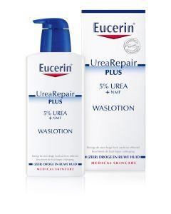 Eucerin UreaRepair Plus Waslotion 5% Urea - 400ml