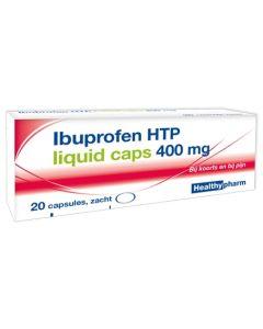 Healthypharm Ibuprofen Liquid Caps 400mg