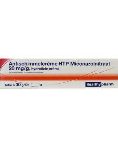 Healthypharm Miconazolnitraat 20 mg/g crème