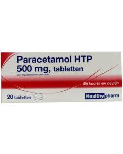 Healthypharm Paracetamol tablet 500mg